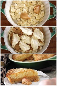 Já viu areceita de hoje? Tem video novo da Torta de Banana e Doce de Leite.  Com…