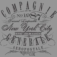 Typography & Graphic Illustration → Archer Creative Studios → NYC