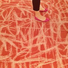 Carpet Tile Trends: Memphis/80s Fashion, Hand Drawn Texture & Nature + Geometry NeoCon 2013