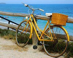 La bicicleta amarilla de Charlotte