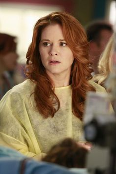 Still of Sarah Drew in Grey's Anatomy