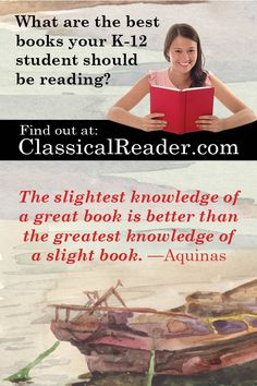 Looking for Classic books for kids? We can help you find the best books for kids with our Classical Reader website. Best Books To Read, Good Books, Teacher Portfolio, Learning For Life, Educational Activities For Kids, Classical Education, English Reading, Homeschool Curriculum, Homeschooling