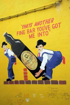 another fine bar... Belfast