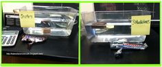 Candy Bar Density Demo!  My kids love this one.