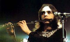 Peter Gabriel, 1970s.