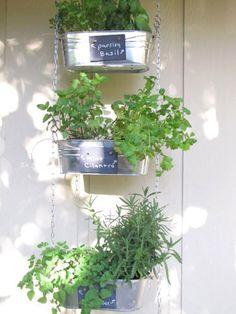 10 Inspiring DIY to Create Your Own Indoor Herb Garden