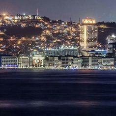 ✿ ❤ İzmir'de gece!