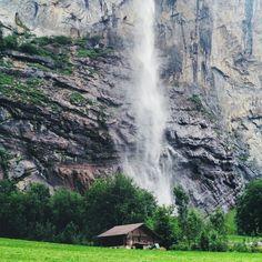 Mein Schweizer Sommer - von Bergen und Palmen - Reisetipps Bergen, Switzerland, Waterfall, Instagram, Basel, Outdoor, Tourism, Tours, Travel Advice