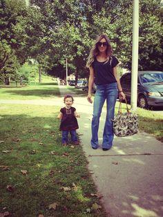 Lauren Rebecca #retrochic #mama #style