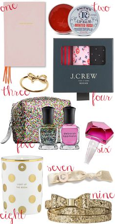 Southern Curls & Pearls: Stocking Stuffers Under $40