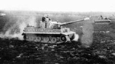 Attack with Tiger Tanks in Italy 1944