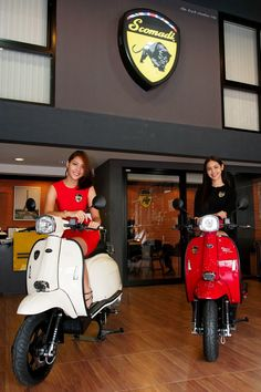 Home - Scomadi Retro Scooter, Lambretta Scooter, Vespa Scooters, Vespa Girl, Scooter Girl, Red Vespa, Italian Scooter, Cafe Bike, Motor Scooters
