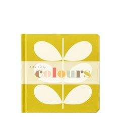 Orla Kiely | USA | House | Books & Stationery | Colors Book for Babies (00XP/COL100) | Colors
