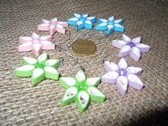 2012 earrings / my creation-idea taken from the Internet - Facebook.com/Zdenka Quilling