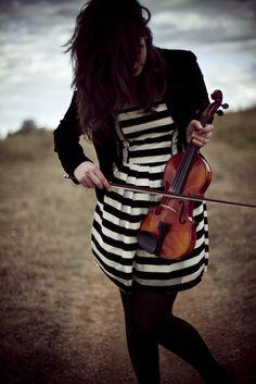cello, fashion, girl, music, violin