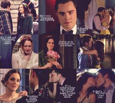 Blair and Chuck - gossip-girl Photo