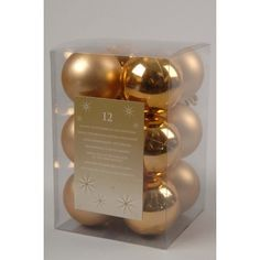 Shatterproof Christmas baubles - £1.99 lots of gorgeous Christmassy colours available