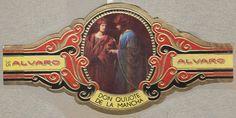 El rinconcito de la historiadora: COLECCIÓN DE VITOLAS: DON QUIJOTE DE LA MANCHA. PARTE II.