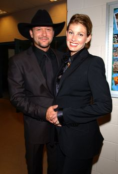 20 Pictures of Tim McGraw and Faith Hill's Epic Love Story