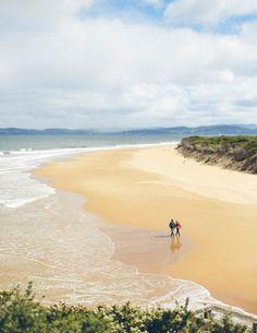 Anna and Wills Tasmania Engagement Photos