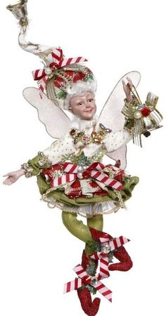 Christmas Collection Archives – Mark Roberts Marketplace - Home Decor Luxury Christmas Tree, Christmas Fairy, Christmas Past, Green Christmas, Vintage Christmas, Mark Roberts Elves, Mark Roberts Fairies, Elf Christmas Decorations, Christmas Crafts