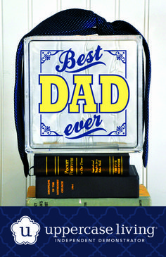 Unique Gift for Dad! #uppercaseliving #fathersday