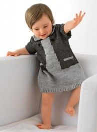 1000+ images about tricot on Pinterest   Tuto tricot, Layette and In french