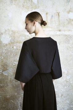 Minimal Fashion - black; clean sharp lines; elegance in simplicity