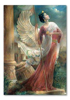 "Estatira Sepahbod Princess (Lieutenant General) of the Persian Achaemenid's Army, daughter of Darius the Third. The name ""Estatira"" means: Creation of the stars"