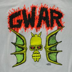 1000+ images about GWAR on Pinterest | Axs tv, Rigor ...