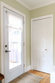 Cozy.Cottage.Cute.: Why We Still Don't Have Closet Doors in the Master Bedroom