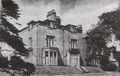 Harbreck House which was on the site of Fazakerley hospital