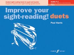 SR duet book by Paul Harris (Faber music).  recommended by Color In My Piano to strength weak SRs.  two books:  grade 0-1 and grades 2-3 (to late elementary)