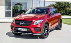 Mercedes-Benz GLE Coupe revealed. Click to see more.