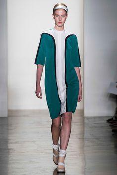 Spring 2014 Ready-to-Wear Louise Goldin