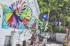 The Florida Keys Key West Kite Shop Greene Street Photo Photograph Fine Art Print Photography katiecrawfordphoto