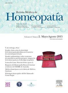 Revista Médica de Homeopatía