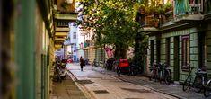 Nachhaltig unterwegs in Hamburg: 8 Tipps (Foto: 'Karoviertel' von Mark B. unter CC BY 2.0)