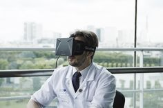 Virtual surgery gets real -  What the Oculus Rift could mean for the future of medicine