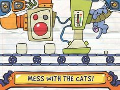 Kalley's Machine Plus Cats - an interactive book about a girl who build a machine to help her father. 6 Year Old Boy, Kitty Games, Best Apps, Old Boys, Preschool, Father, Cats, Books, Pai