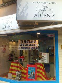 ÓPTICA ALCAÑIZ