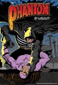 Phantom by Gaslight #1 - Poster