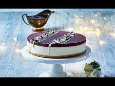 Risalamande cheesecake | Liv Martine - YouTube