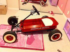 Newbie wanting to build a Radio Flyer Kart - DIY Go Kart Forum