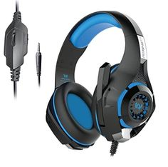 Beexcellent Stereo Bass Surround Gaming Headset for New Xbox One PC Mic - Gaming Headphones - Ideas of Gaming Headphones - Beexcellent Stereo Bass Surround Gaming Headset for New Xbox One PC Mic Price : Ps4 Gaming Headset, Playstation, Gaming Headphones, Headphones With Microphone, Best Headphones, Headphone With Mic, Nintendo Ds, Xbox One Pc, Smartphone