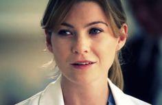 Season 1 Episode 1 Classic Meredith Grey <3