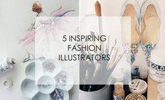 Putting the Line in A-Line: 5 Inspiring Fashion Illustrators on Opsh  http://blog.opsh.com/putting-the-line-in-a-line-5-inspiring-fashion-illustrators/