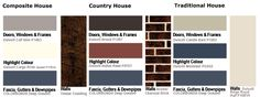 Colorbond deep ocean - roof and gutters are already this colour