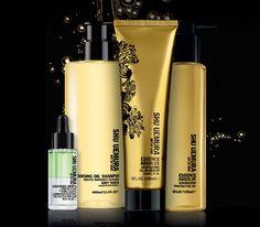 Art of Oils - Beauty Products Made from Precious Oils - Shu Uemura Art of Hair