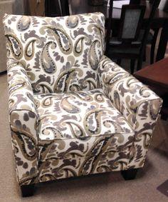 Beautiful Arietta Shitake Accent Chair. #AshleyFurniture #Home #Furniture  #VintageCasual #Chair